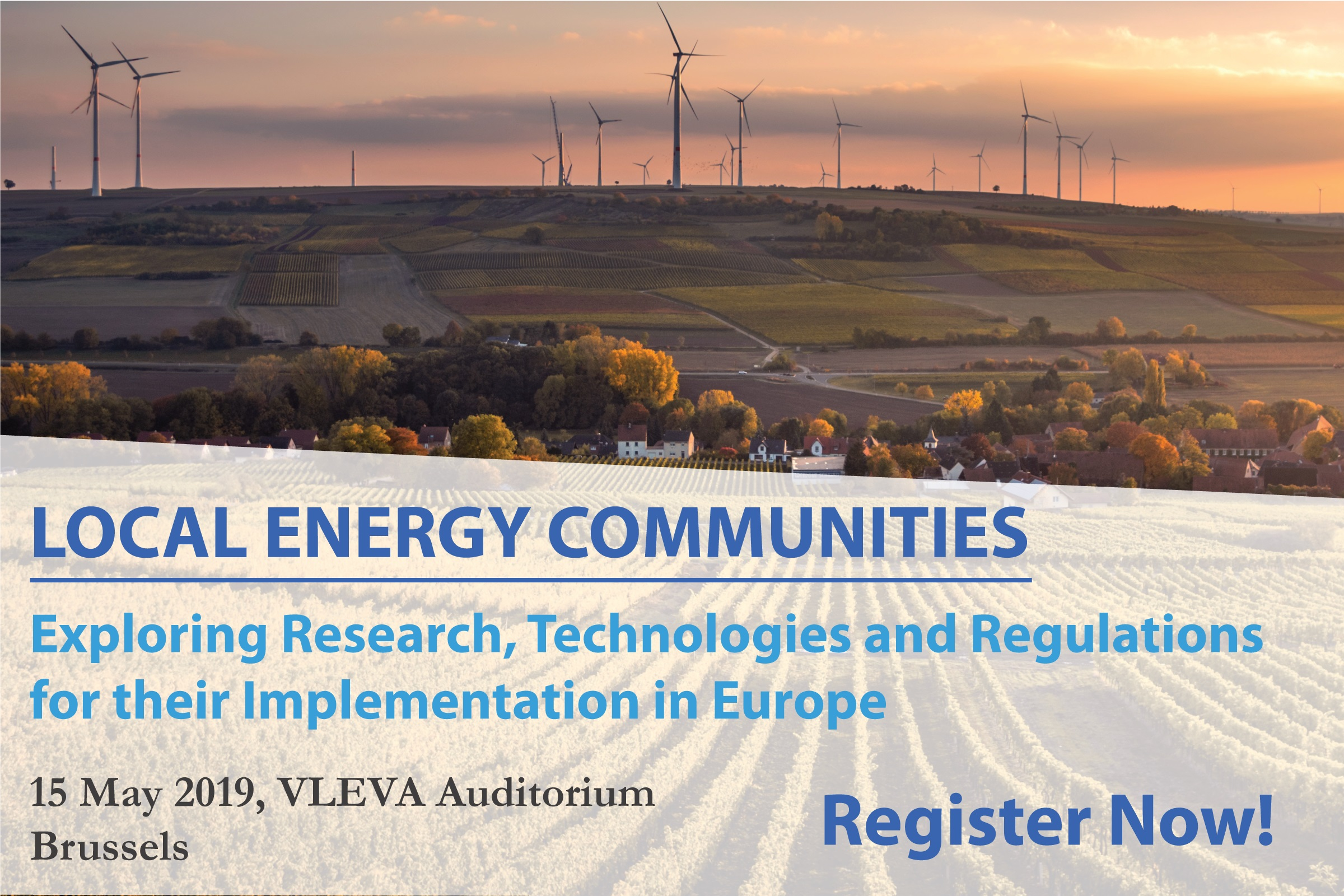 Local Energy Community Event