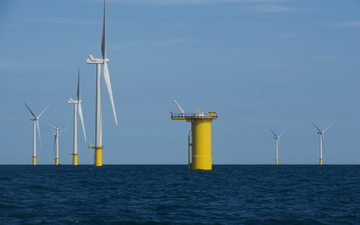 Offshore wind sector: spinning fast